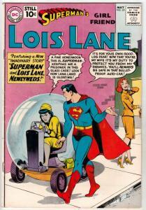 Superman's Girlfriend Lois Lane #25 (May-61) VF/NM High-Grade Superman, Lois ...