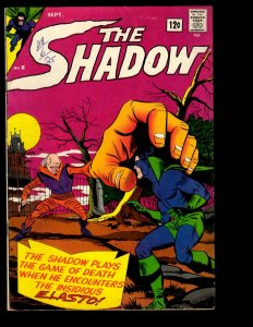 12 Comics Shadow 8 Frost Dennis the Menace Special Mickey Mouse Energy +MORE JK5