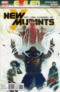 New Mutants (3rd Series) #43 VF/NM; Marvel   save on shipping - details inside