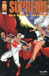 Supreme: Glory Days #1, NM + (Stock photo)