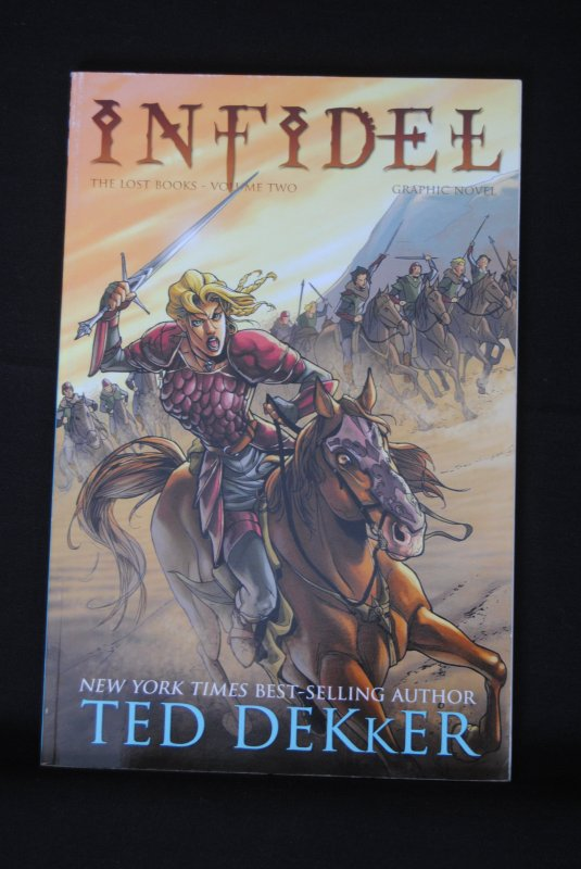 Infadel The Lost Books, Vol. Two, Ted Dekker TPB
