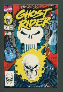 Ghost Rider #6 / 9.4 NM  /  October 1990