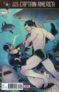 Captain America: Steve Rogers #18 FN; Marvel | save on shipping - details inside