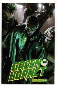 Green Hornet #12 Alex Ross Variant (Dynamite, 2010) VF/NM