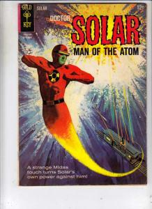 Doctor Solar Man of the Atom #14 (Sep-65) FN/VF Mid-High-Grade Doctor Solar