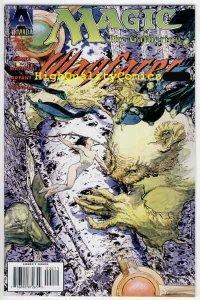 MAGIC the GATHERING Wayfarer #2, NM, Michael Kaluta, 1995, Val Mayerik