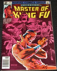 Master of Kung Fu #101 (1981)