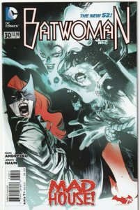 Batwoman #30 June 2014 DC
