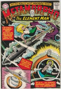 Metamorpho the Element Man #2 (Oct-65) VF+ High-Grade Metamorpho, Simon Stagg...