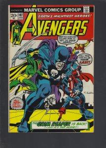 The Avengers #107 (1973)