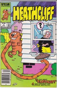 Heathcliff #7
