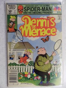 Dennis the Menace #2 (1981)