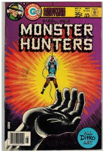 MONSTER HUNTERS (1975-1979 CH) 14  VG-F May 1978