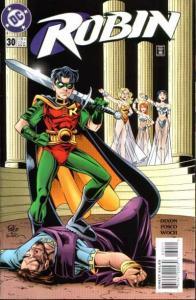 Robin (1993 series) #30, NM (Stock photo)
