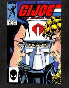 G.I. Joe: A Real American Hero #64 (1987)