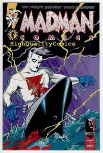 MADMAN #4, NM+, Mike Allred, 1994, Monsters, Dave Stevens, more in store