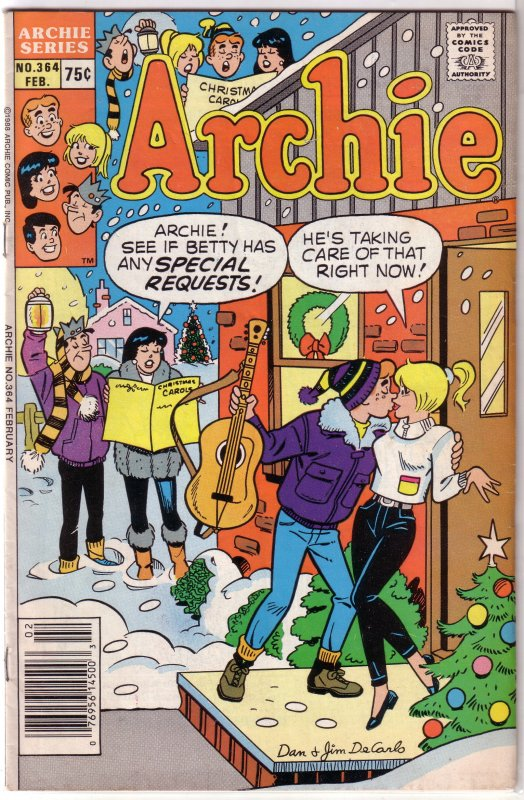 Archie   vol. 1   #364 GD/VG