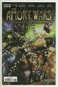 AMORY WARS GOOD APOLLO I'M BURNING STAR IV COMPLETE SERIES ALL 12 ISSUES NM