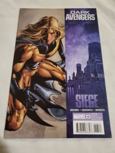 Dark Avengers 13 Near Mint Cover by Mike Deodato Jr.