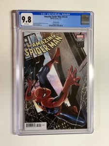 amazing spider-man 52.lr cgc 9.8 variant nauck