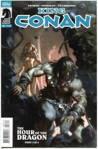 KING CONAN Hour of the Dragon #3, NM, Truman, Giorello, 2013,more Conan in store