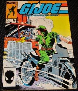 G.I. Joe: A Real American Hero #44 (1986)
