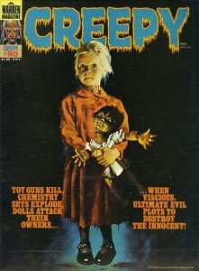 Creepy (1964 series) #90, VF (Stock photo)