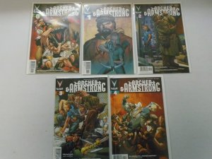 Archer & Armstrong Run: #0-9 10 Different Books 8.0 VF (2012)