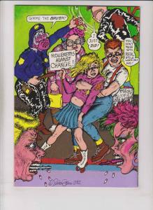 Wimmen's Comix #8 VF/NM (1st) sharon rudahl TRINA ROBBINS carol lay LEE MARRS