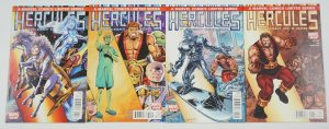 Hercules: Twilight of a God #1-4 VF/NM complete series - bob layton - ron lim