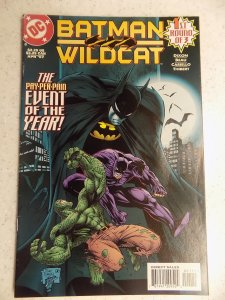 BATMAN/ WILDCAT # 1