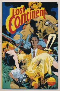 Lost Continent (1990) #1 NM
