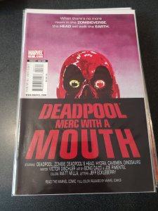Deadpool: Merc With a Mouth #3 (2009)