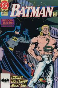 Batman #469 VF/NM; DC | save on shipping - details inside