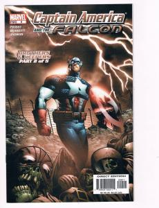 Captain America And The Falcon # 9 Marvel Comic Books Great Issue Modern Age S25