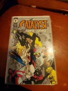 Catalyst: Agents of Change #3 (1994)