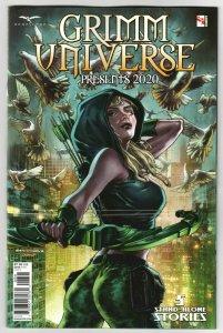 Grimm Universe Presents 2020 #1 Cvr D Barrionuevo (Zenescope) NM