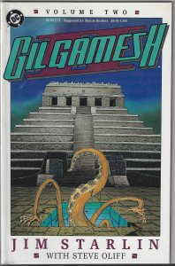 Gilgamesh II #2 (DC, 1989)