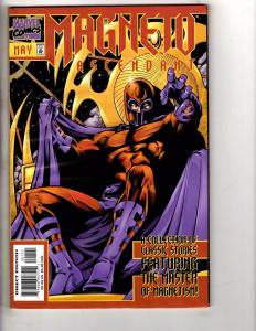 Magneto Ascendant Marvel Comics TPB Comic Book X-Men Classic Stories J240