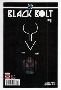 BLACK BOLT (2017 MARVEL) #1 NM- A59799