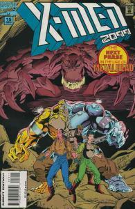 X-Men 2099 #15 FN; Marvel | save on shipping - details inside