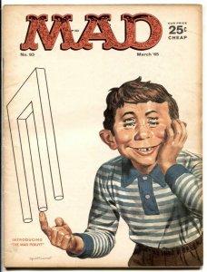 MAD Magazine #93-1965-Mingo-Drucker-Orlando-VG/FN