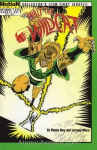 Walt The Wildcat #1 VF/NM; MotioN | save on shipping - details inside