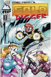 Gold Digger (2nd Series) #12 VF/NM; Antarctic | save on shipping - details insid