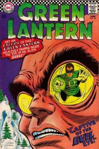 Green Lantern (1960 series) #53, VG (Stock photo)