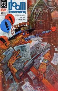 Doom Patrol (2nd Series) #31 FN; DC | save on shipping - details inside