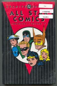 All Star Comics Archives Vol 9 -Color Reprints-Hardcover