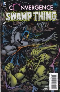 Convergence Swamp Thing #2 (2015)