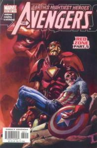 Avengers (1998 series) #69, NM- (Stock photo)