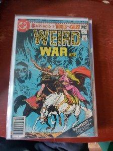 Weird War Tales #92 (1980)